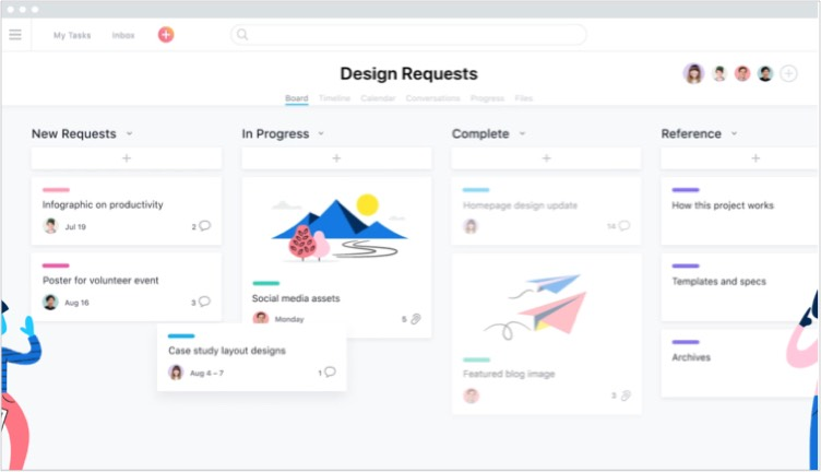 Asana Agile Product Management